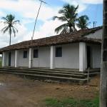 Casa onde morou João Pedro e Elizabeth Teixeira em Sapé
